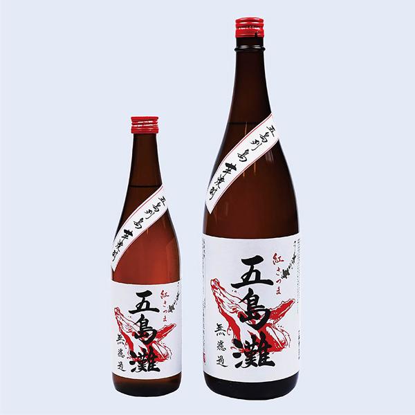 五島灘 紅さつま(720ml瓶、1800ml瓶)