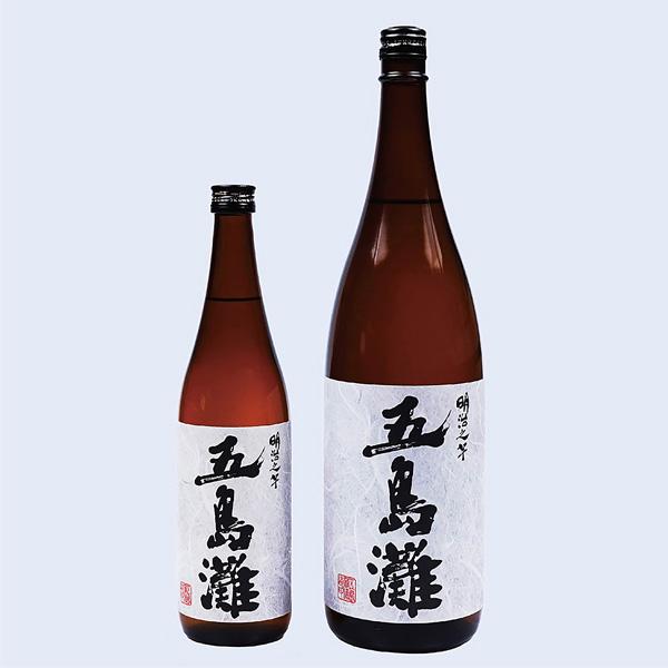 五島灘 明治之芋(720ml瓶、1800ml瓶)