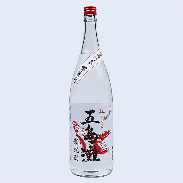五島灘 紅さつま【新焼酎】(1800ml瓶)
